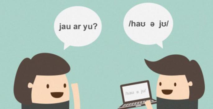 fonética pronunciación