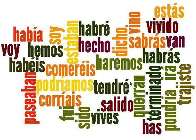 verbos español conjugar