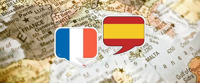 francófonos aprender español francés translation traducción
