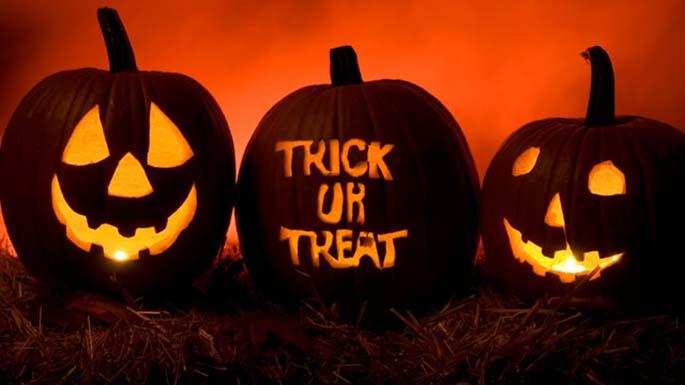 halloween tradición