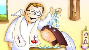 certificado partida bautismo Iglesia Translation-Traducción